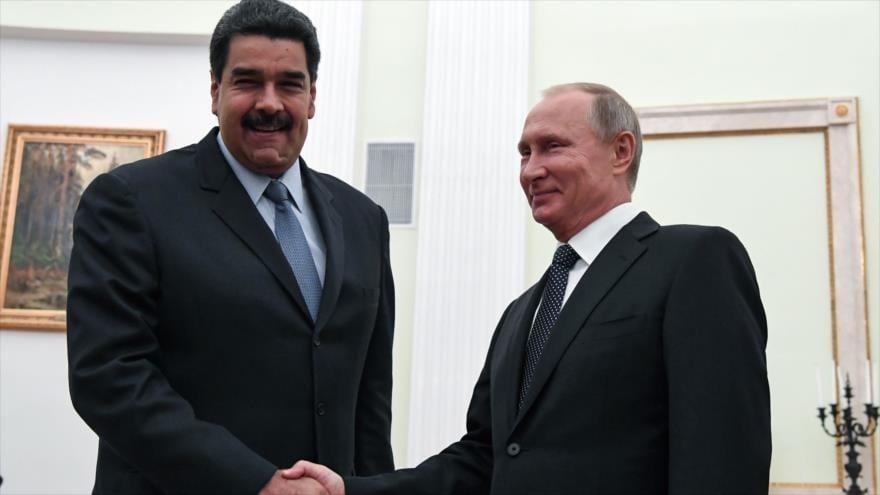 Rússia dá respiro à Venezuela, estrangulada pela dívida