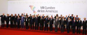 Presidentes VIII Cumbre de las Americas 1