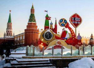 Faltan 100 di as para el mundial Rusia 2018