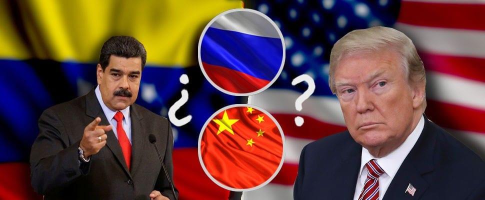20181010  Apoyar an Rusia y China a Venezuela en un conflicto armado contra EE.UU