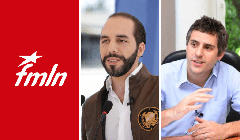 encuesta presidencial bukele calleja fmln 1