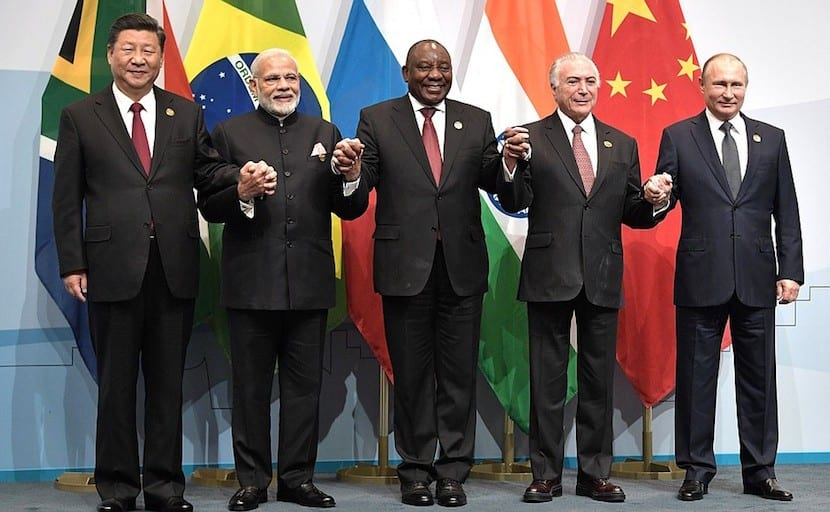 BRICS presidents 2