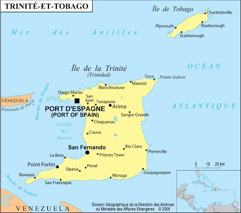 TRINITE ET TOBAGO 2