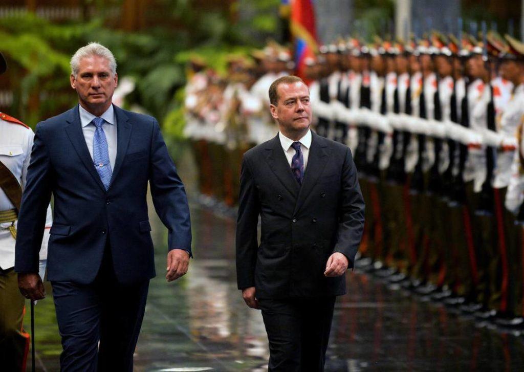 Российско-кубинские отношения: Гавана снова близко