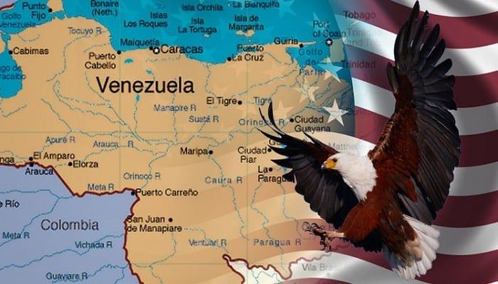 Estados Unidos Venezuela