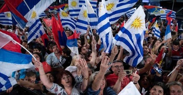 Uruguay elecciones presidenciales en la boleta el 24 de noviembre de 1
