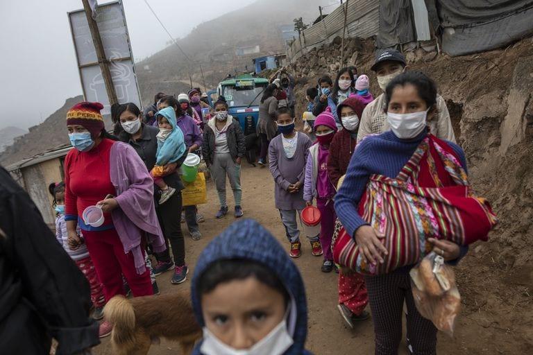 Голод «настигнет» 10% населения Латинской Америки к 2030 году