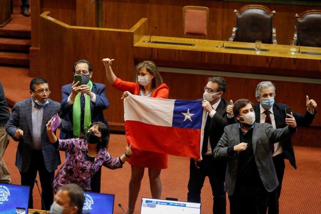 Chile-congreso