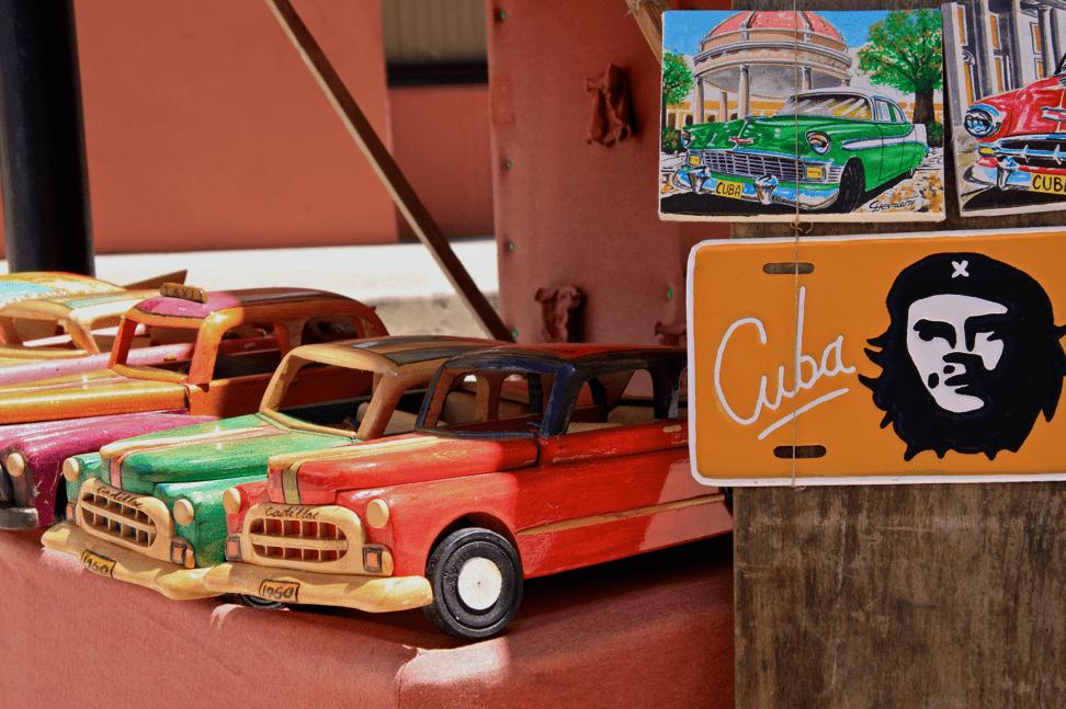 Cuba placas