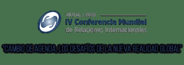 logo iv conferencia mundial ceeri