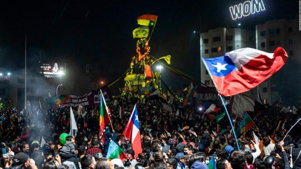 Плебисцит в Чили