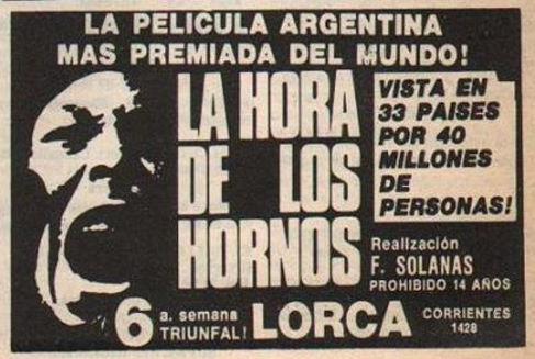 Noticias, 1973