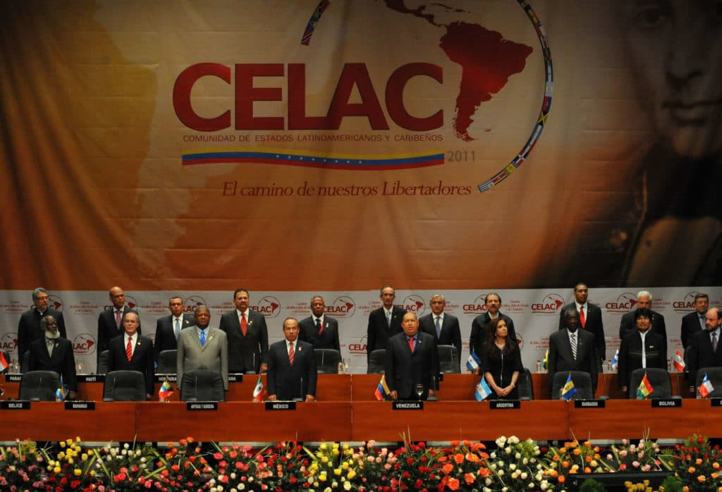 The First CELAC Summit