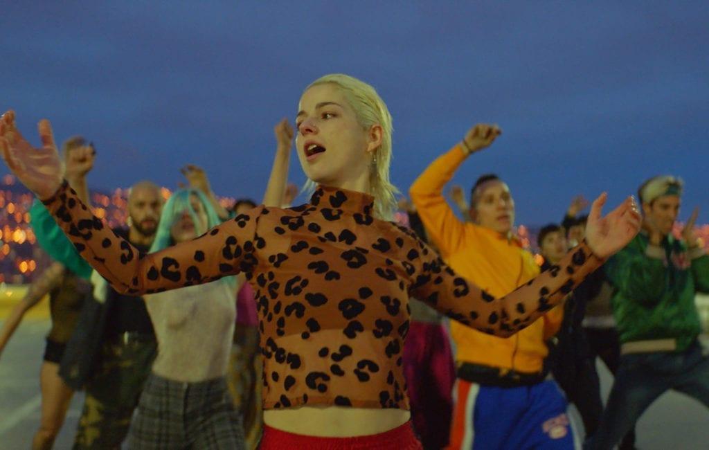 Reggaeton in the film