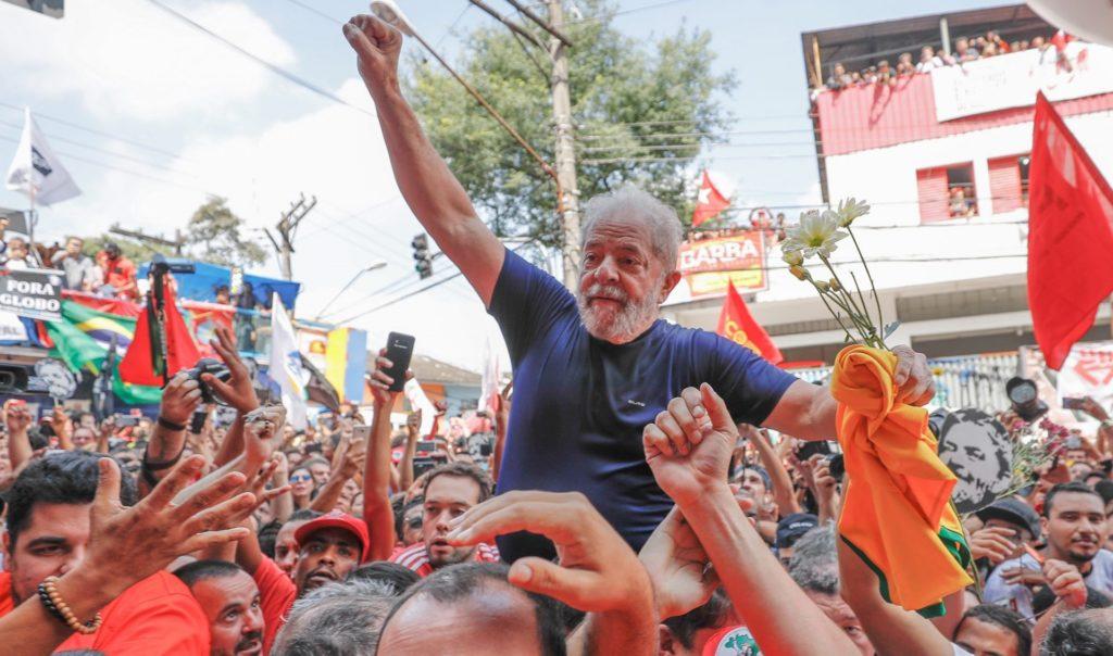 Лула да Силва может стать объединенным кандидатом